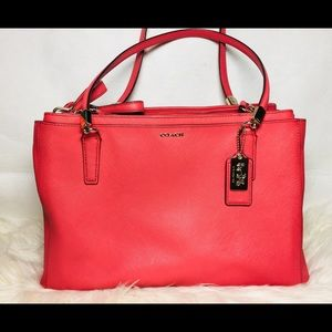 Coach Christie K1320-29422 Rasberry Bag
